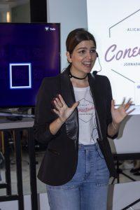 CONECTADAS( jornadas en femenino)