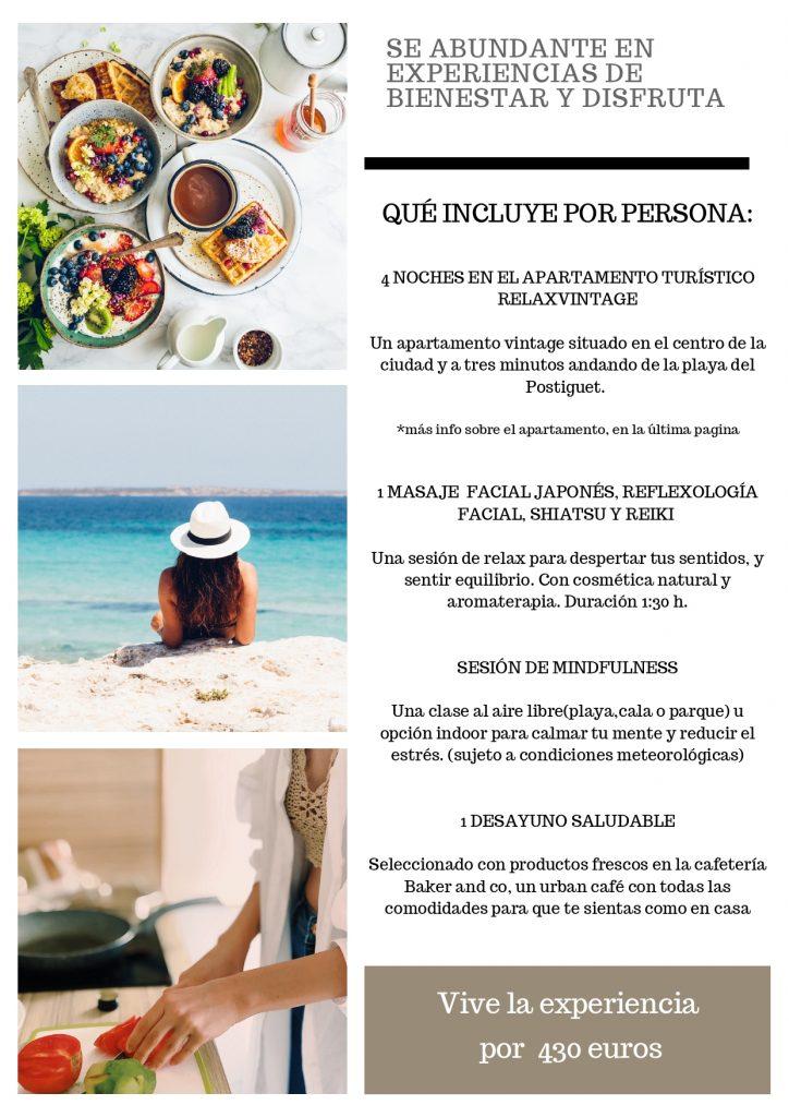 Experiencia Wellness Alicante 2
